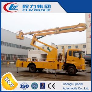 Chengli 12-18m High Aerial Working Platform Truck pictures & photos