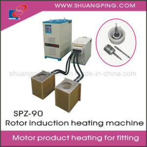 Motor Stator Housing and Rotor Heating Machine pictures & photos