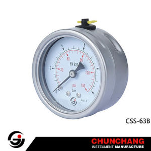 Corrosion-Proof, Vibratinol-Proof Pressure Gauge pictures & photos