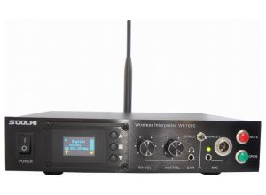 Wireless Conference System/UHF Conference/Audio Conference Device pictures & photos