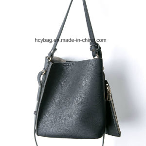 Classical Women Handbag, Popular Ladies Handbag, PU Ladies Handbag pictures & photos
