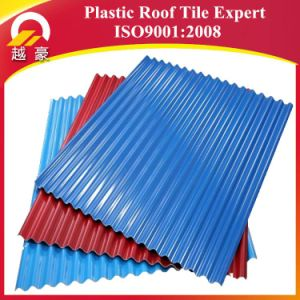 Top-Rated 3 Layer UPVC Roof Tile 1130mm pictures & photos
