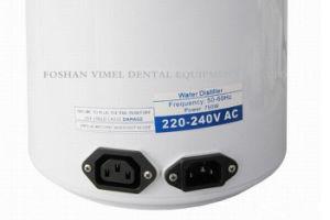 Dental Instrument Water Distiller Stainless Steel Internal 4L Pure Distillation pictures & photos