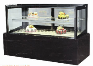 Cake Showcase/ Bakery Display Commercial Refrigerator pictures & photos