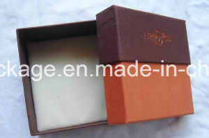 Custom Logo Cardboard Jewelry Boxes pictures & photos
