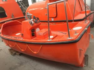 4.3m 6 Persons Rescue Boat with Outboard Engine pictures & photos