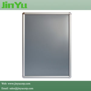 25mm Aluminum Snap Poster Frame with Round Corner pictures & photos