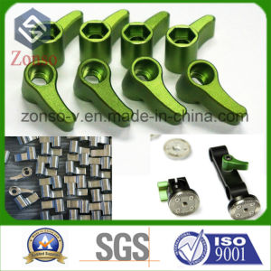 4-Axis Aluminum Metal Stainless Steel CNC Milling Machined Service Machining Parts Electronics pictures & photos