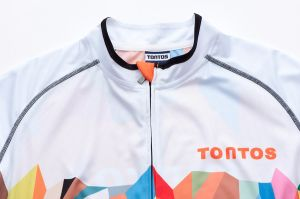 Custom Polyester Sublimation Cycling Jerseys pictures & photos