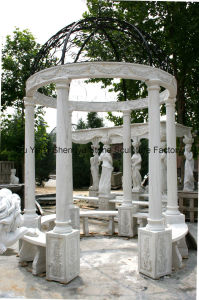 White Marble Gazebo pictures & photos