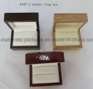 Personalized Luxury Wood Jewelry Packing Gift Box Wholesale pictures & photos