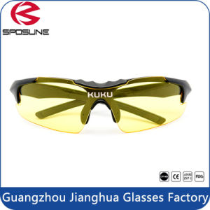 China Factory 100%UV Protection Unbreakable Sports Glasses pictures & photos