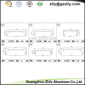 Aluminum Profiles Motor Aduio Radiator for Construction pictures & photos