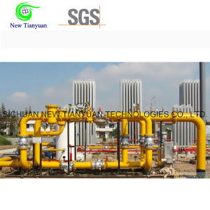 Gas Pressure Regulating to Match with Gas Equipment Package