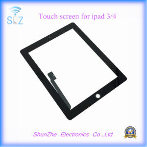Front Glass Touch Screen Digiziter for iPad 3 4 LCD pictures & photos