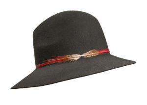 Women′s Floppy Felt Hat pictures & photos