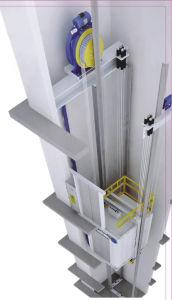 320-1600kg Machineless Room Lift Indoor Outdoor Passenger Elevator pictures & photos