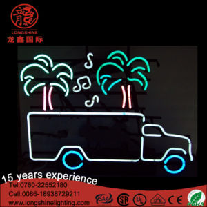 Factory LED Decorative Flamingo Letters Custom Neon Sign Lighting pictures & photos