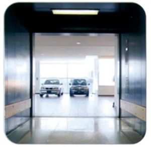 Automobile Car Lift with Steady Speed and Big Cabin pictures & photos