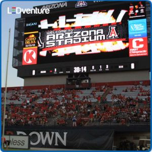 Outdoor Full Color Stadium Advertising LED Display pictures & photos