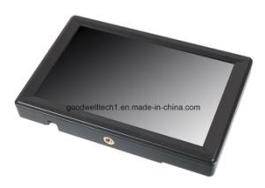 "7""LCD Display with F970 Battery Plate pictures & photos"