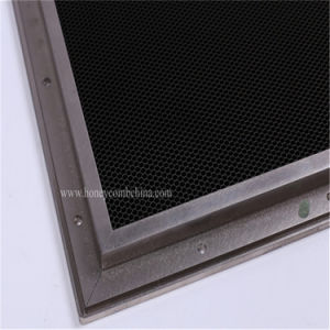 Steel Honeycomb Vent Yellow Chromated UK (HR343) pictures & photos