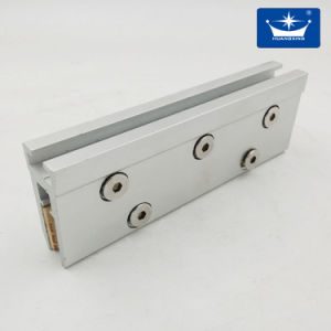 Aluminum Iregular Patch Fitting for Glass Door pictures & photos