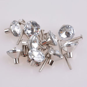 Modern Style Superior Quality Crystal Door Knobs pictures & photos