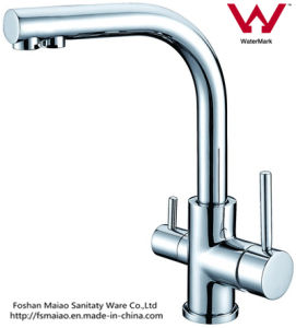 Watermark Tapwares Dual-Function Kitchen Sink Mixer with Filter (5121) pictures & photos