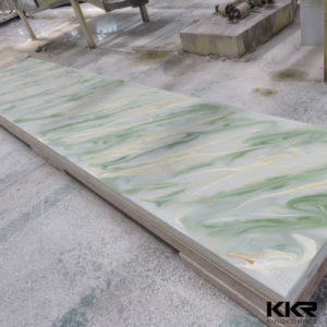 China Decorative 6mm Translucent Solid Surface Sheets for Wall ...
