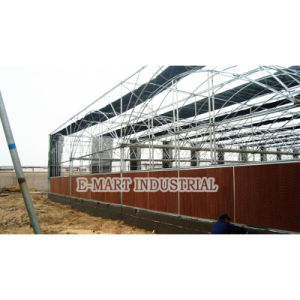 Waterproof Cooling Pad Application in Greenhouse, Poultry Farm Cooling System pictures & photos
