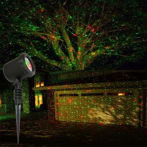 Outdoor Waterproof Twinkling Star Pattern Garden Laser Light pictures & photos