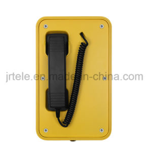 Jr IP67 Tunnel Emergency Telephone, Underground Wireless Phone with Flasher pictures & photos