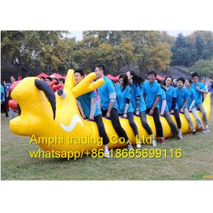 Giant Inflatable Caterpillar