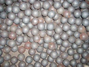 High Hardness 60mn and B2 Forged Ball pictures & photos