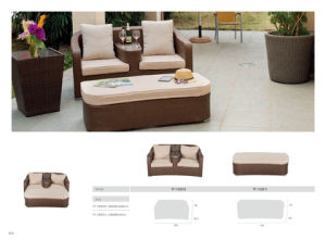 Golf Series Outdoor Leisure Rattan Wicker Furniture pictures & photos