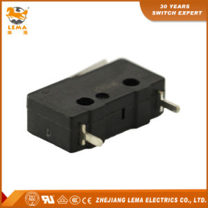 Lema 5A Black Straight PCB Quick Connect Terminal Kw12-1sb Micro Switch pictures & photos