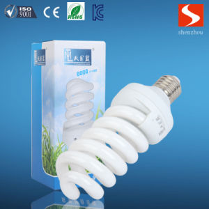 Hot Sale 20W 25W 30W Full Spiral CFL Lamp pictures & photos