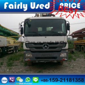 Used Zoomlion Pump Truck 48 Meters of Zoomlion Pump Truck pictures & photos