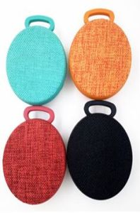 PS5 Net Cloth Wireless High Quality Stereo Bluetooth Speaker pictures & photos