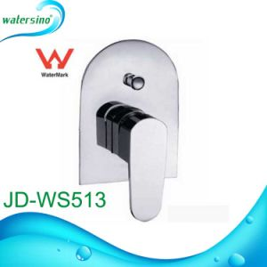 Semi-Circle New Design Shower Mixer with Water Diverter pictures & photos