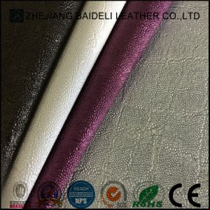 Wear-Resisting PU Leather for Sofa/Furniture Upholstery pictures & photos