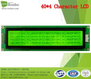 40X4 COB Character LCM Display, MCU 8bit, Stn LCD Module, FSTN LCM Panel pictures & photos