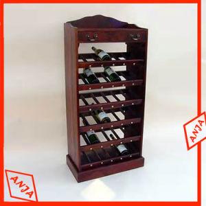 Wooden Wine Display Shelf pictures & photos