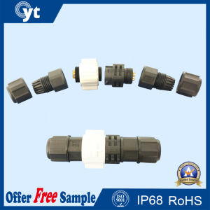 Cyt Circular Connector with Multi-Core From 2 to 8 Pins pictures & photos