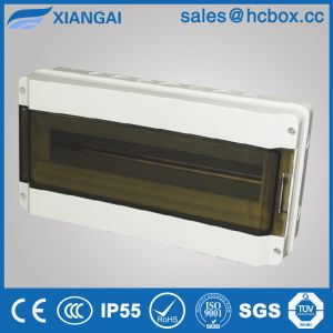 Waterproof Distribution Box Waterproof Junction Box Electrical Box IP55 IP66 Box Hc-HK 18ways pictures & photos