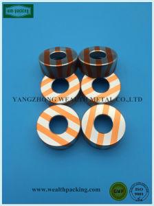 Stripe Aluminum Cap pictures & photos