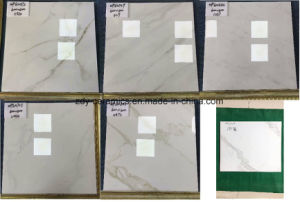 Foshan Promotion Tile Karara White 60X60 and 80X80 Full Polished Glazed Marble Floor Tile pictures & photos