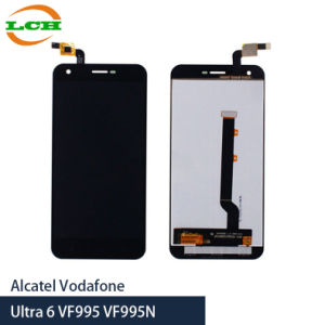 Mobile Phone LCD for Alcatel Vodafone Ultra6 Assembly Replacement pictures & photos