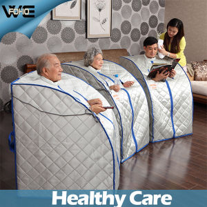 Healthy Shower SPA Portable Far Infrared Sauna Benefits pictures & photos